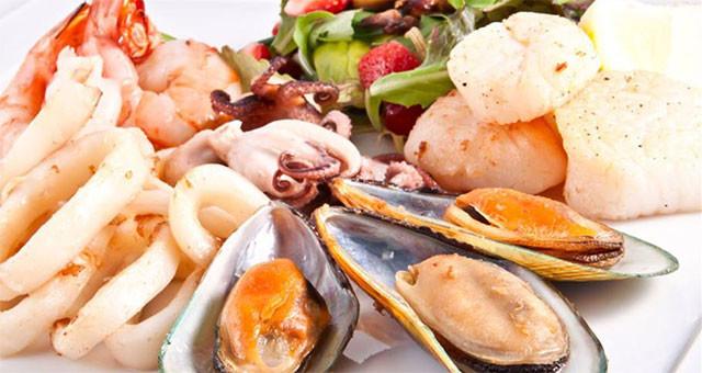 血脂高,吃海鲜注意几点