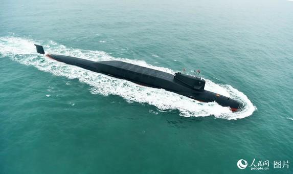 人民海军成立70周年——中国受阅舰艇全记录