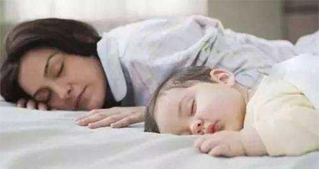 新手父母睡眠质量需六年才能恢复正常