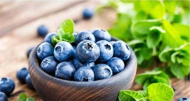 研究:吃蓝莓有助于预防心血管疾病