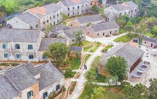 南京溧水花迹·无想山居酒店村落向公众开放