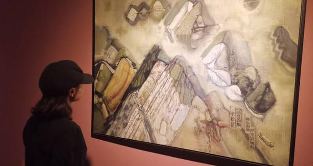 徐东林油画展在南昌开幕