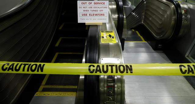 扶梯停运 联合国紧缩开支应对财务危机