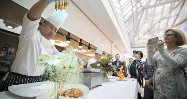 芬兰中国美食之夜活动在赫尔辛基举行