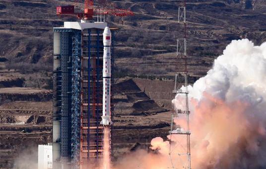 高分七号卫星成功发射