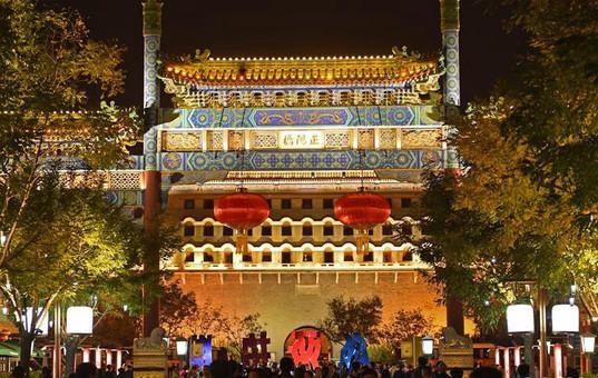 第六届前门历史文化节开幕