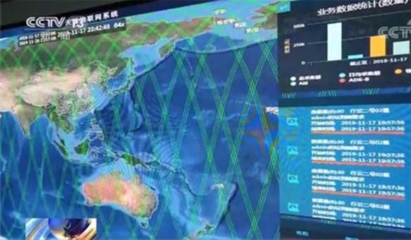 """中国将打造首个""""天基物联网"""""""
