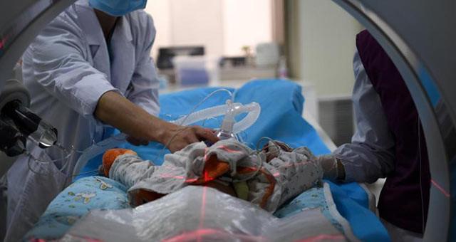 8名缅甸先心病儿童在昆明接受免费治疗