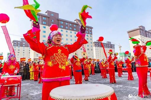 张北县易地扶贫搬迁贫困户:迁新居迎新年