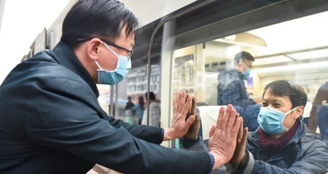 贵州铜仁:第八批援鄂医疗队出征湖北