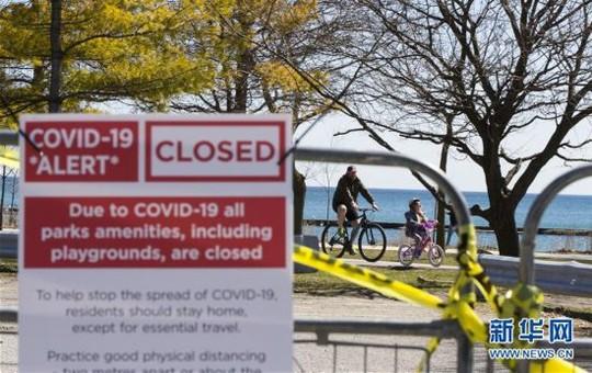 加拿大新冠肺炎确诊病例数过万