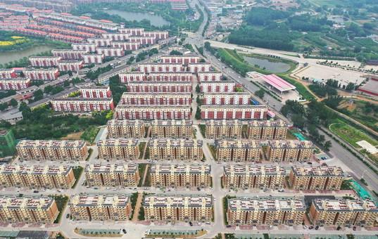 河北唐山:危旧房改造保安居