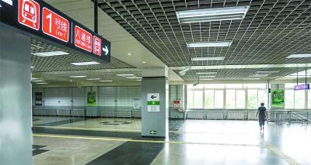 北京:地铁站陆续拆除非必要导流围栏