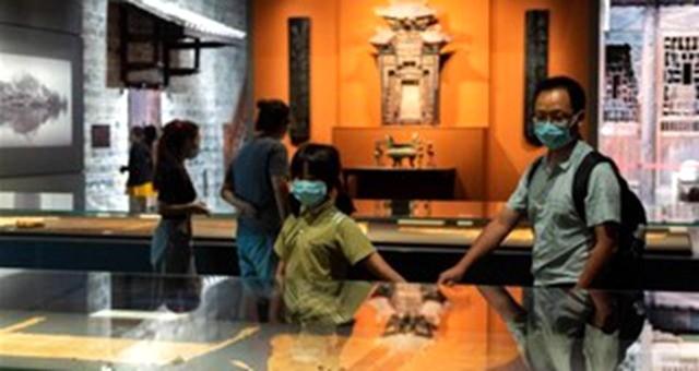 博物馆里度暑假