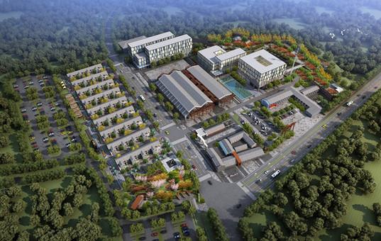 南京江北新区大厂街道工业文明小镇批复设立