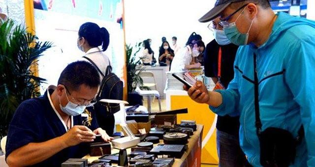 宁夏文化和旅游元素亮相2020服贸会