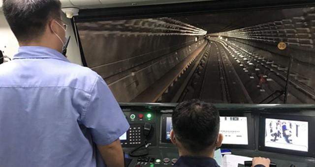 北京地铁16号线中段、房山线北延试运行