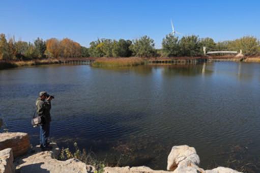 河北怀来官厅水库国家湿地公园开园