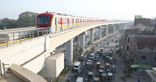 中企助巴基斯坦步入地铁时代
