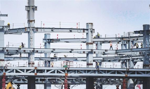 琼国际能源交易中心计划年底主体结构封顶