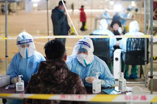 北京大兴:开展全员核酸检测