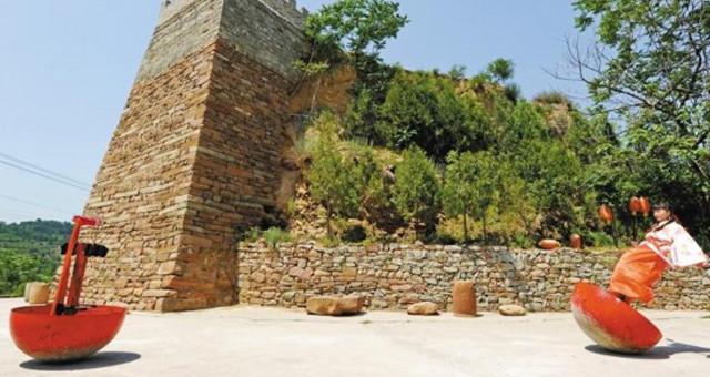 王峰古寨:是废墟,更是风景