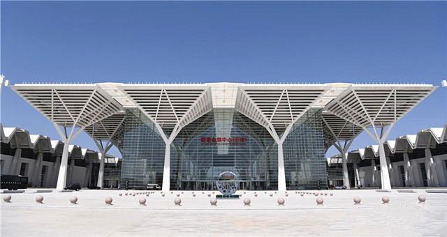 国家会展中心(天津)即将启用