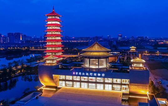 扬州中国大运河博物馆6月16日正式开放