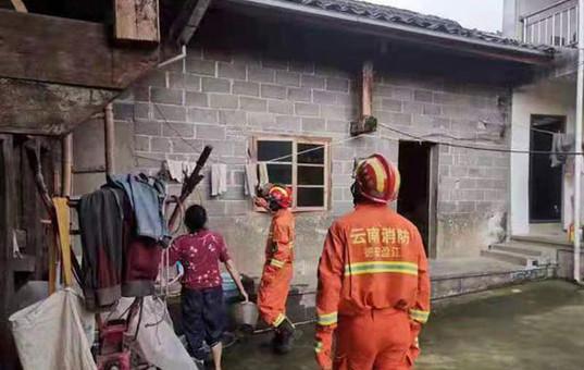 云南盈江5.0级地震:目前震中无人员伤亡报告
