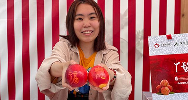 平谷鲜桃季开启 大桃供应将持续到10月底