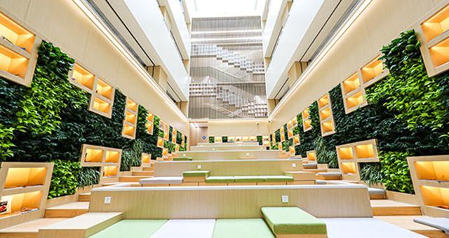 南中轴文化新地标:丰台区图书馆新馆正式开放