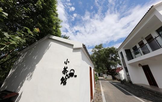 南京浦口:农房变民宿 美景变财富