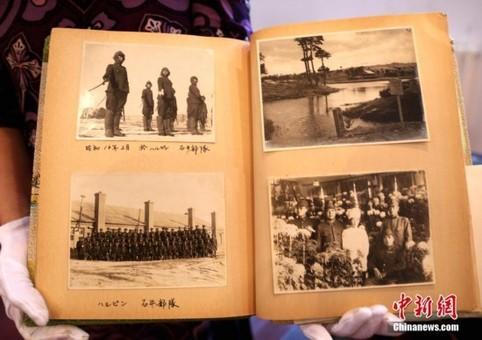 哈尔滨公开一批侵华日军731部队新罪证