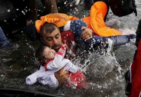 叙利亚 一个被战争蹂躏了七年的国家