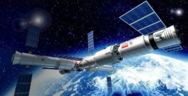 共合作 同发展 中国空间站向世界抛出橄榄枝