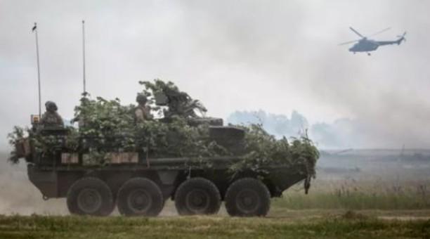 加强对俄防御 北约军队缩短兵力部署时间