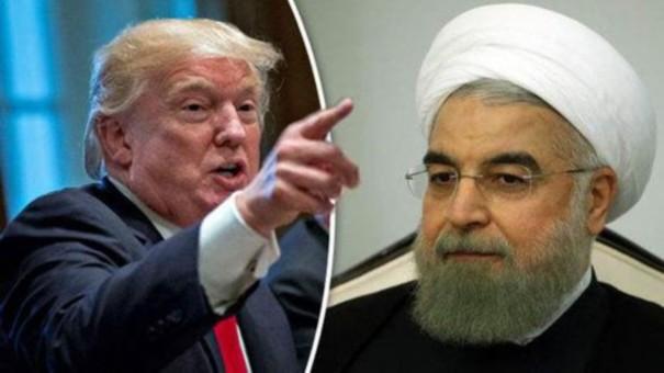 美国总统手指扣在扳机上?伊朗:将强烈反击