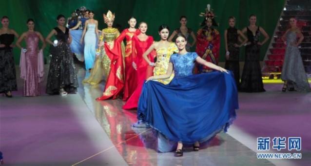 """""""2018环球旅游小姐世界总决赛""""宁夏落幕"""