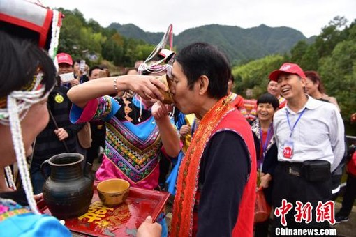 畲乡娶亲啦!闽北文化旅游节精彩呈现