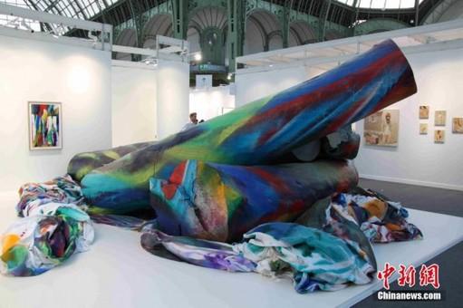 2018年巴黎国际当代艺术博览会正式揭幕