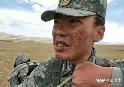 2018,请记住这些刷爆朋友圈的中国军人!