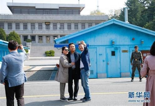 板门店会晤一周年 韩方一侧重向公众开放