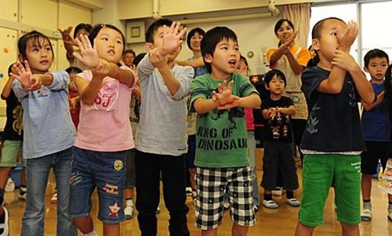 日本幼儿园10月将开始免费 预计300万人受益