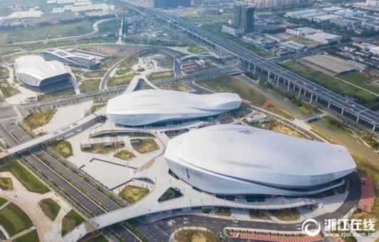 宁波奥体中心大气亮相