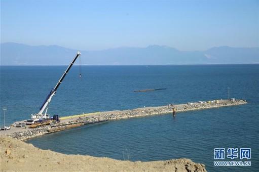 中国在土耳其最大直接投资项目开工