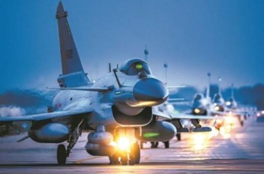 突击!北部战区空军航空兵某旅练兵影像