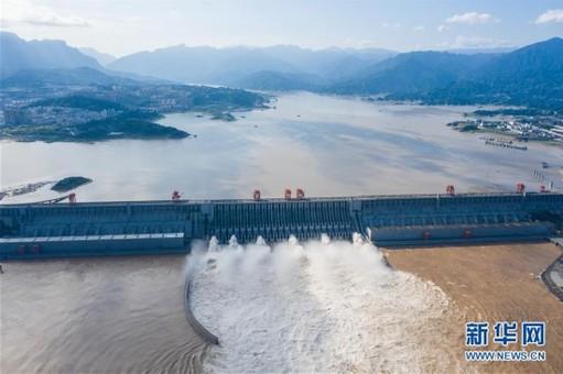 三峡水库有效拦蓄洪水