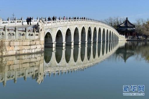 北京迎来晴好天气