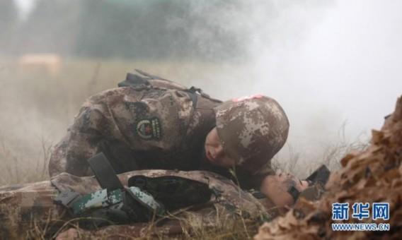 联勤保障部队组织成立以来最大规模竞赛