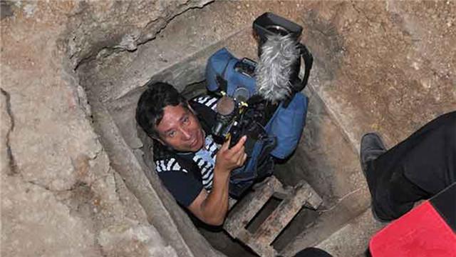 墨西哥29名囚犯挖40米长地道越狱